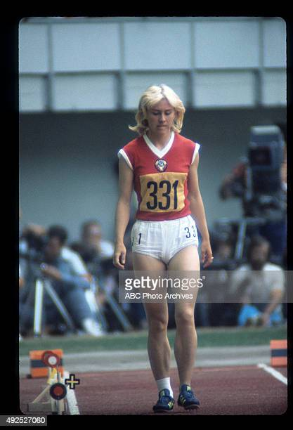 OLYMPICS Track and Field Events The 1976 Summer Olympic Games aired on the ABC Television Network from July 17 to August 1 1976 Shoot Date July 23...
