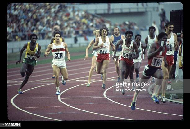 OLYMPICS Track and Field Events The 1976 Summer Olympic Games aired on the ABC Television Network from July 17 to August 1 1976 Shoot Date July 31...