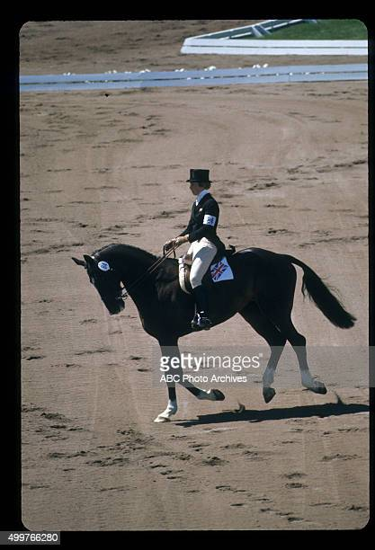 OLYMPICS Equestrian Events The 1976 Summer Olympic Games aired on the ABC Television Network from July 17 to August 1 1976 Shoot Date July 23 1976...