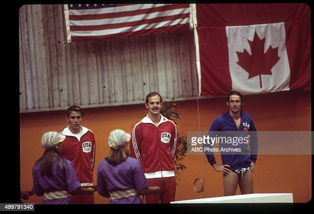 Walt Disney Television via Getty Images SPORTS 1976 SUMMER OLYMPICS Swimming Events The 1976 Summer Olympic Games aired on the Walt Disney Television...