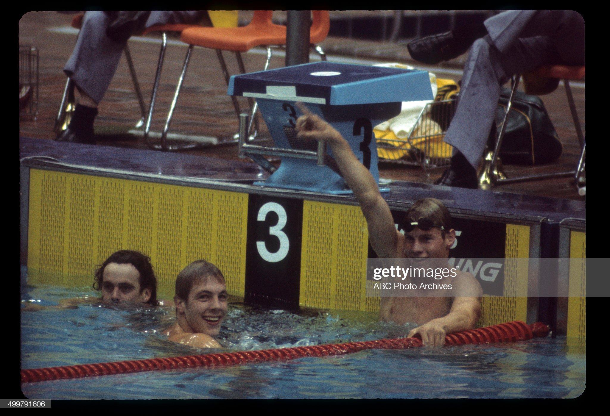 L-R: STEPHEN HOLLAND;BOBBY HACKETT;BRIAN GOODELL : Fotografía de noticias