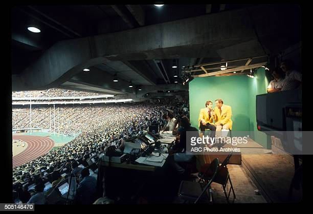 OLYMPICS BehindtheScenes Coverage The 1976 Summer Olympic Games aired on the ABC Television Network from July 17 to August 1 1976 ABC SPORTS...