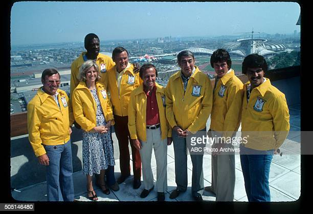 OLYMPICS BehindtheScenes Coverage The 1976 Summer Olympic Games aired on the ABC Television Network from July 17 to August 1 1976 GORDON