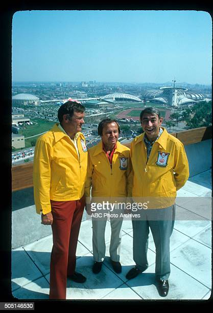 OLYMPICS BehindtheScenes Coverage The 1976 Summer Olympic Games aired on the ABC Television Network from July 17 to August 1 1976 KEITH