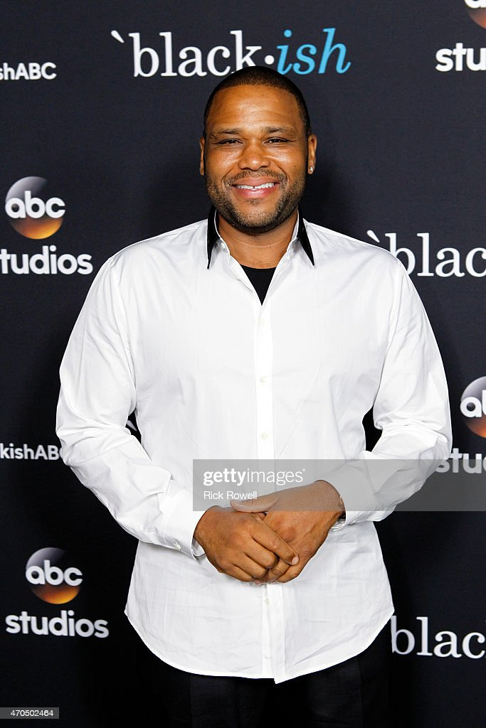 ISH - ABC talent and executives attend the 'black-ish' ATAS event at the Silver Screen Theater at Pacific Design Center on April 17, 2015, in Los Angeles, CA.