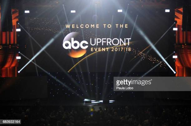 ABC UPFRONT May 16 2017 The ABC Television Network presents its new lineup for the 20172018 season to the advertising and media communities at...