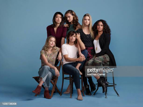 THINGS Walt Disney Television via Getty Images's A Million Little Things stars Allison Miller as Maggie Grace Park as Katherine Christina Ochoa as...