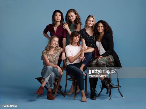 THINGS ABC's A Million Little Things stars Allison Miller as Maggie Grace Park as Katherine Christina Ochoa as Ashley Stephanie Szostak as Delilah...