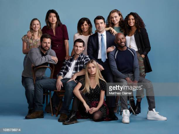 THINGS ABC's 'A Million Little Things' stars Allison Miller as Maggie James Roday as Gary Grace Park as Katherine David Giuntoli as Eddie Stephanie...
