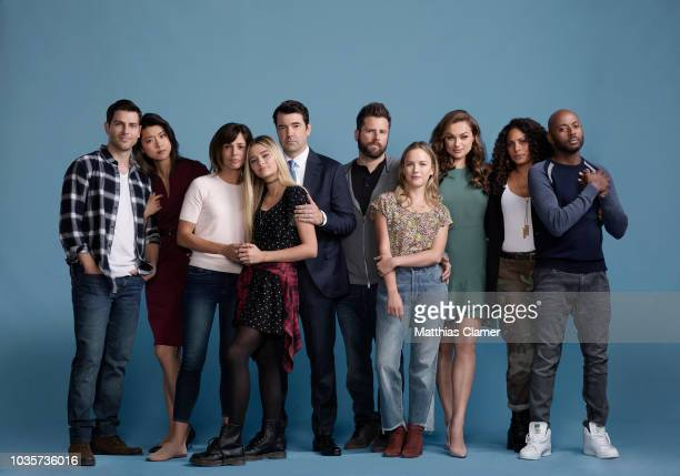 THINGS ABC's A Million Little Things stars David Giuntoli as Eddie Grace Park as as Katherine Stephanie Szostak as Delilah Lizzy Greene as Sophie Ron...