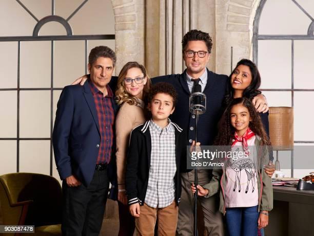 ALEX INC Walt Disney Television via Getty Images's Alex Inc stars Michael Imperioli as Eddie Hillary Anne Matthews as Deirdre Elisha Henig as Ben...
