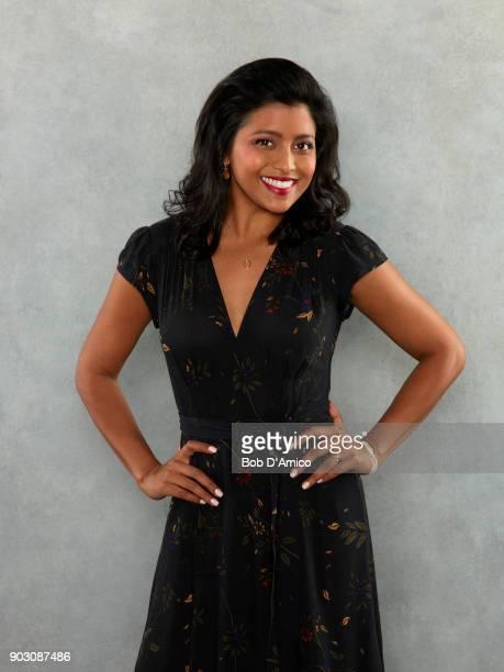 ALEX INC Walt Disney Television via Getty Images's Alex Inc stars Tiya Sircar as Rooni