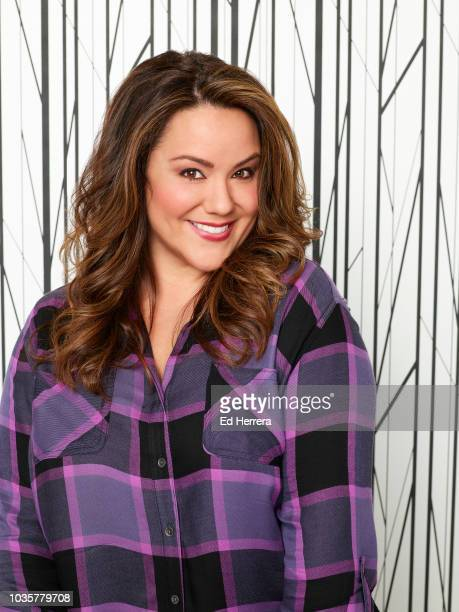 HOUSEWIFE Walt Disney Television via Getty Images's American Housewife stars Katy Mixon as Katie Otto
