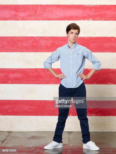 HOUSEWIFE Walt Disney Television via Getty Images's American Housewife stars Daniel DiMaggio as Oliver Otto