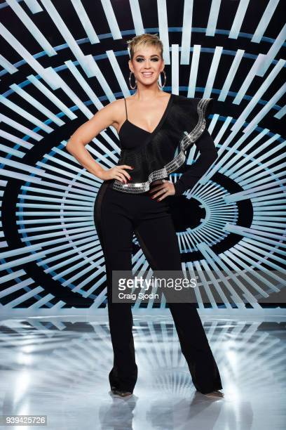 IDOL Walt Disney Television via Getty Images's American Idol judge Katy Perry