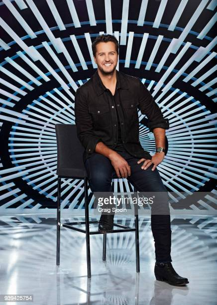 IDOL ABC's 'American Idol' judge Luke Bryan