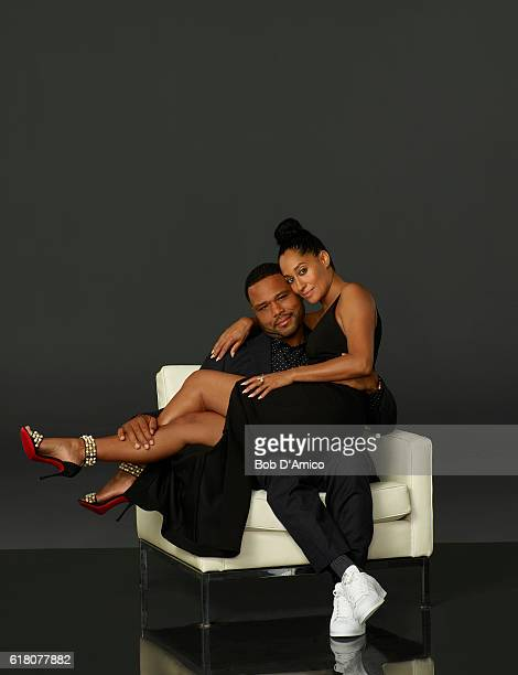 ISH ABC's 'blackish' stars Anthony Anderson as Andre 'Dre' Johnson and Tracee Ellis Ross as Rainbow Johnson