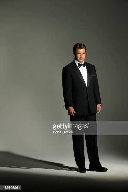 CASTLE Walt Disney Television via Getty Images's Castle stars Nathan Fillion as Richard Castle