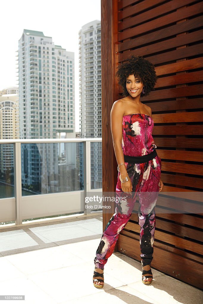 S ANGELS - ABC's 'Charlie's Angels' stars Annie Ilonzeh as Kate Prince.