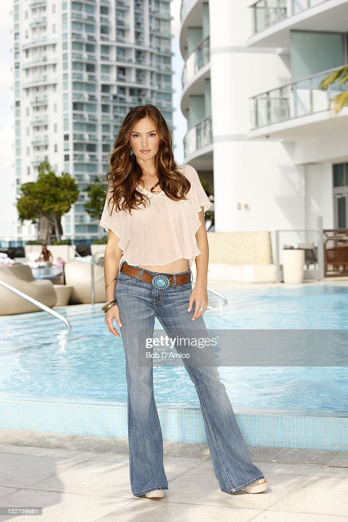 S ANGELS - ABC's 'Charlie's Angels' stars Minka Kelly as Eve French.