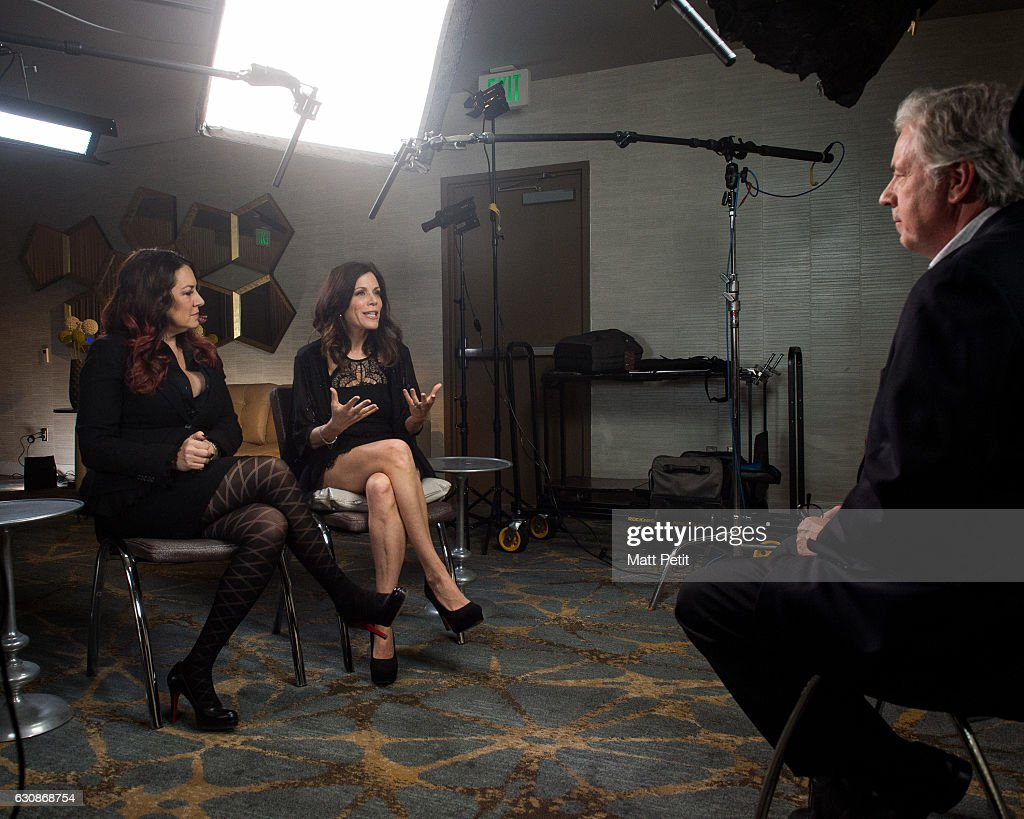 AMERICA - ABC's Chris Connelly sits down exclusively with Joely and Tricia Fisher, sisters of the late Carrie Fisher. The interview airs Tuesday, January 3, 2017 on Good Morning America. GMA airs weekdays Monday-Friday, 7am-9am, ET on the ABC Television Network. JOELY