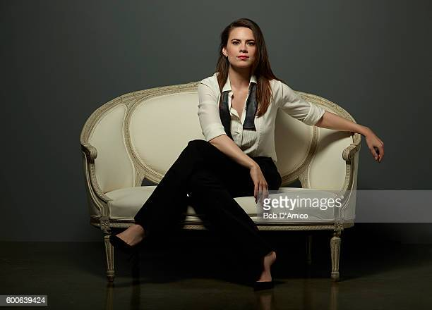 CONVICTION Walt Disney Television via Getty Images's Conviction stars Hayley Atwell as Hayes Morrison