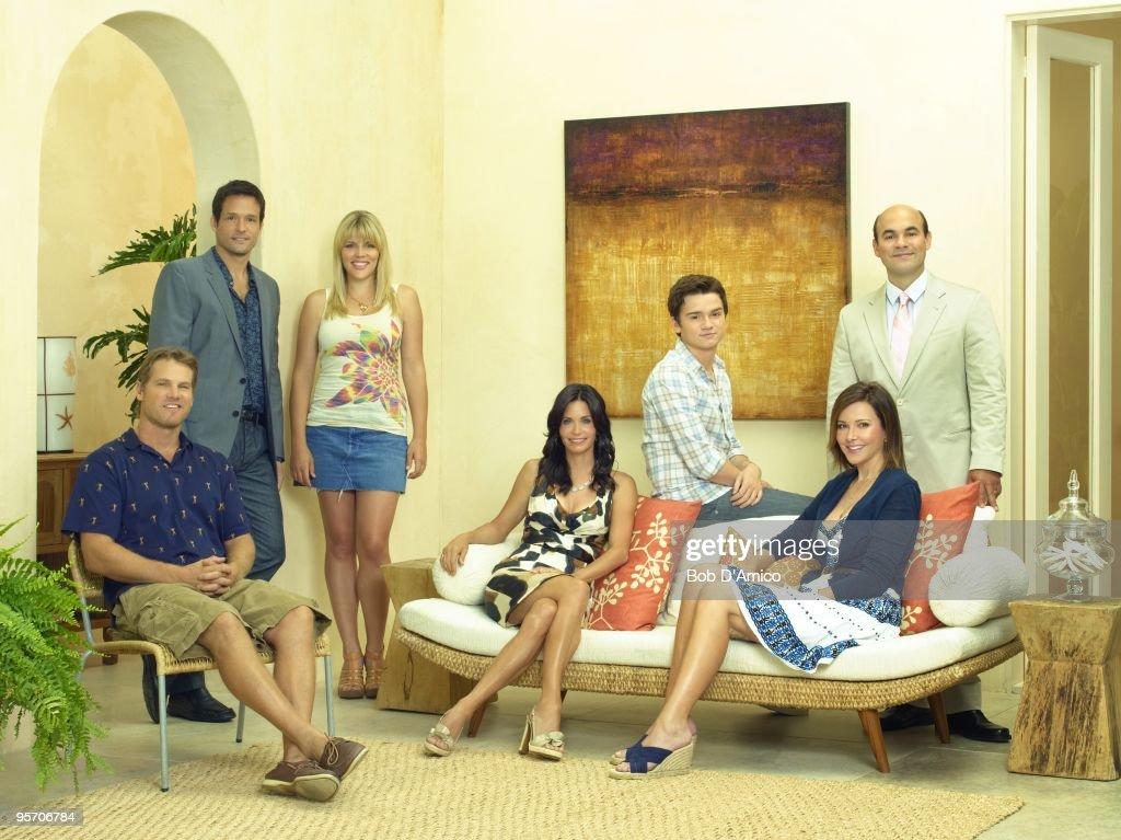 """ABC's """"Cougar Town"""" - Gallery : Nachrichtenfoto"""