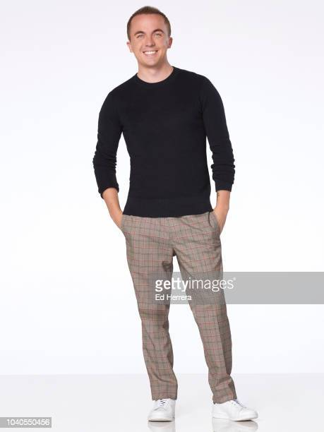 JUNIORS Walt Disney Television via Getty Images's Dancing with the Stars Juniors host Frankie Muniz
