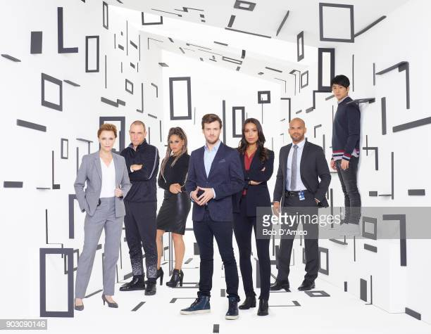 DECEPTION Walt Disney Television via Getty Images's Deception stars Laila Robins as Special Agent Deakins Vinnie Jones as Gunter Gustafsen Lenora...