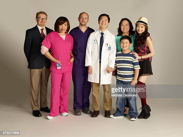 DR KEN ABC's 'Dr Ken' stars Dave Foley as Pat Tisha CampbellMartin as Damona Jonathan Slavin as Clark Ken Jeong as Dr Ken Albert Tsai as Dave Suzy...