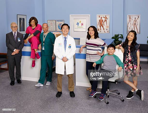DR KEN ABC's 'Dr Ken' stars Dave Foley as Pat Tisha Campbell Martin as Damona Jonathan Slavin as Clark Ken Jeong as Dr Ken Suzy Nakamura as Allison...