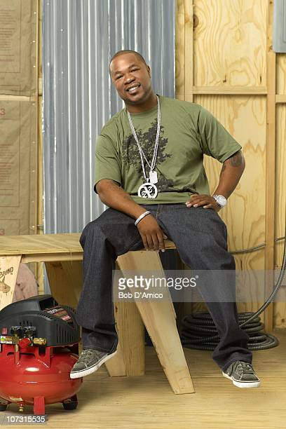 """Walt Disney Television via Getty Images's """"Extreme Makeover: Home Edition"""" stars Xzibit."""