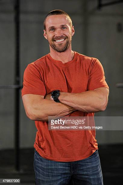 LOSS ABC's Extreme Weight Loss stars transformation specialist and trainer Chris Powell