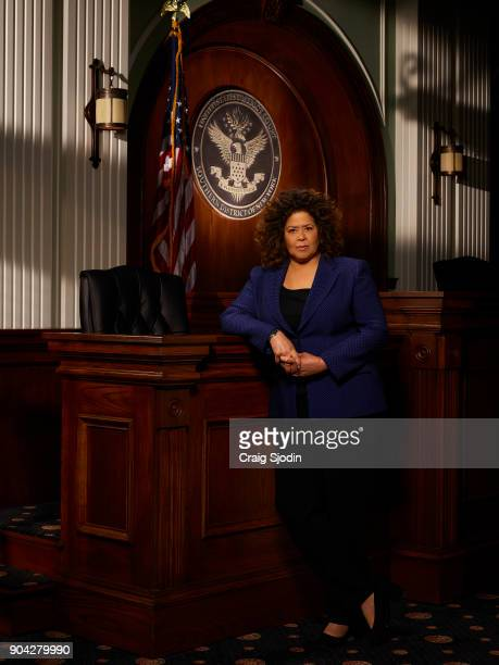 PEOPLE ABC's 'For The People' stars Anna Deavere Smith as Tina Krissman