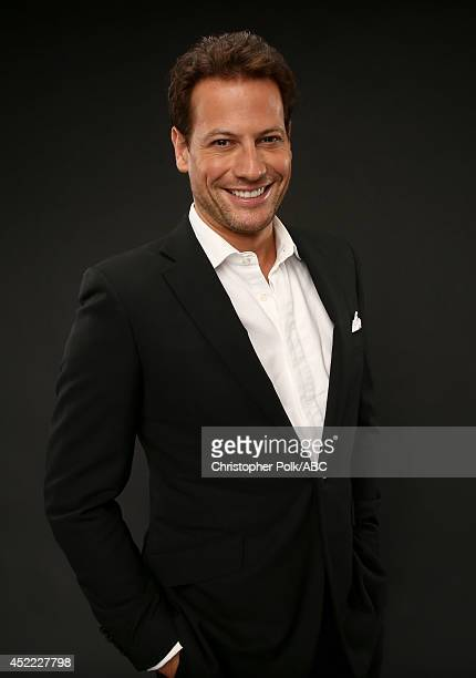 ABC's 'Forever' actor Ioan Gruffudd poses for a portrait during ABC's 2014 TCA summer press tour at The Beverly Hilton Hotel on July 15 2014 in...