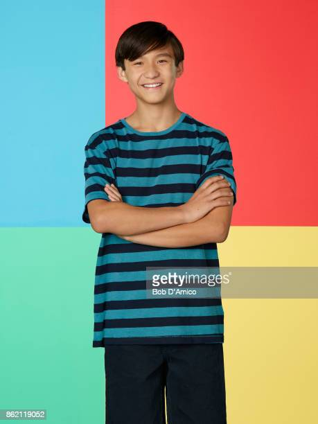 BOAT Walt Disney Television via Getty Images's Fresh Off the Boat stars Forrest Wheeler as Emery Huang
