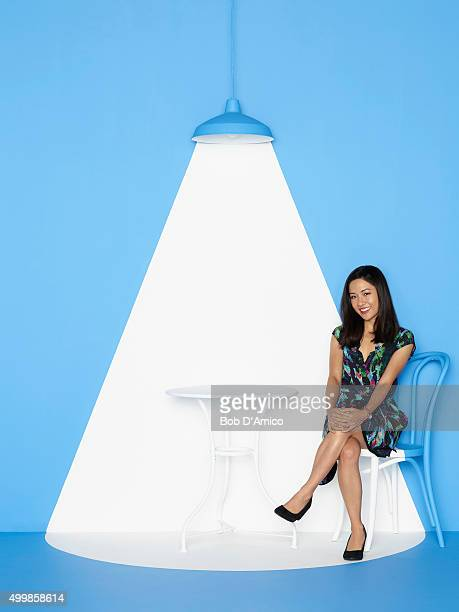 BOAT ABC's 'Fresh Off the Boat' stars Constance Wu as Jessica Huang