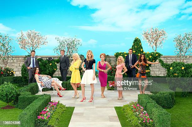 GCB ABC's 'GCB' stars Mark Deklin as Blake Reilly Miriam Shor as Cricket CaruthReilly Brad Beyer as Zack Peacham Jennifer Aspen as Sharon Peacham...