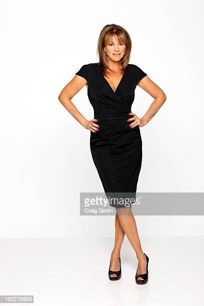 "Walt Disney Television via Getty Images's ""General Hospital"" stars Nancy Lee Grahn as Alexis Davis."