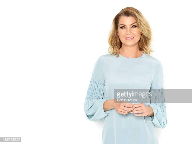 S ANATOMY Walt Disney Television via Getty Images's Grey's Anatomy stars Ellen Pompeo as Meredith Grey
