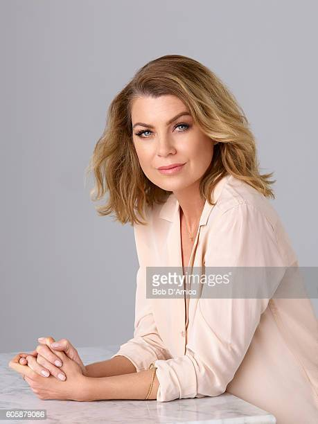 S ANATOMY ABC's 'Grey's Anatomy' stars Ellen Pompeo as Meredith Grey