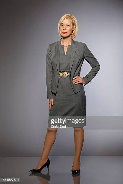 MURDER Walt Disney Television via Getty Images's How to Get Away with Murder stars Liza Weil as Bonnie
