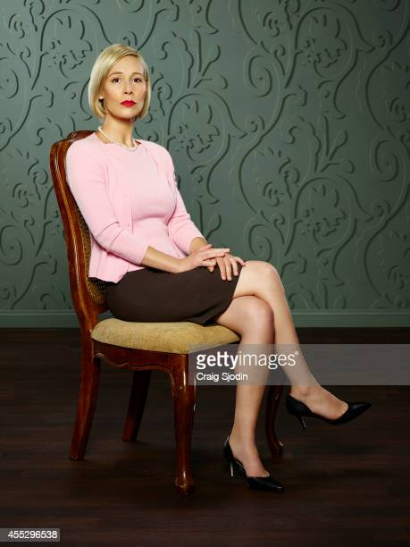 """Walt Disney Television via Getty Images's """"How to Get Away with Murder"""" stars Liza Weil as Bonnie Winterbottom."""