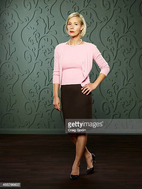 MURDER Walt Disney Television via Getty Images's How to Get Away with Murder stars Liza Weil as Bonnie Winterbottom