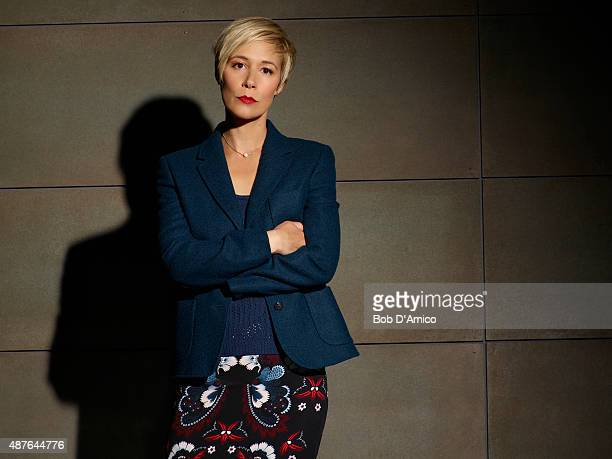 MURDER ABC's 'How to Get Away with Murder' stars Liza Weil as Bonnie Winterbottom