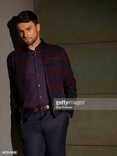 MURDER Walt Disney Television via Getty Images's How to Get Away with Murder stars Jack Falahee as Connor Walsh