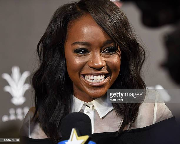 MURDER Walt Disney Television via Getty Images's How to Get Away with Murder season premiere event took place Tuesday September 20 at Pacific...