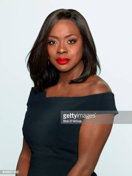 MURDER Walt Disney Television via Getty Images's How to Get Away with Murder stars Viola Davis as Annalise Keating