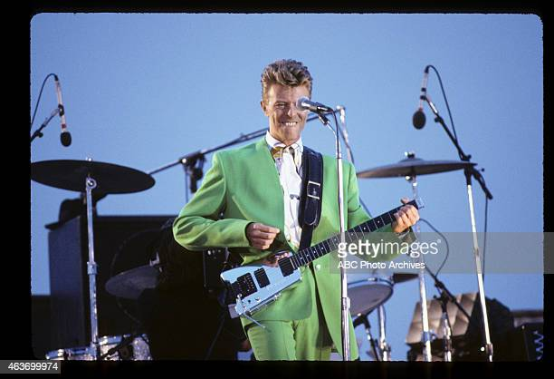 ABC'S IN CONCERT Shoot Date August 30 1991 BOWIE