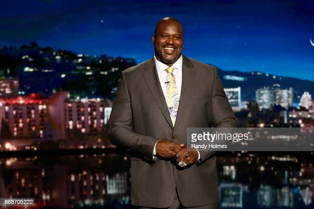 """Walt Disney Television via Getty Images's """"Jimmy Kimmel Live"""" features a week of guest hosts filling in for Jimmy, starting Monday, October 30. The..."""